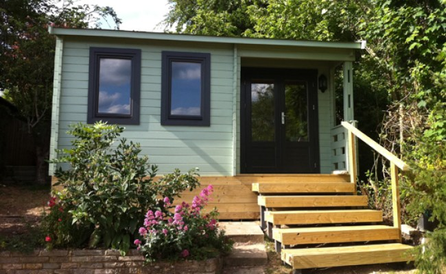 Tiny Log Cabins Available In England Tiny House Pins