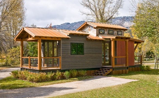 1000 Images About Tiny Trailer Houses On Pinterest