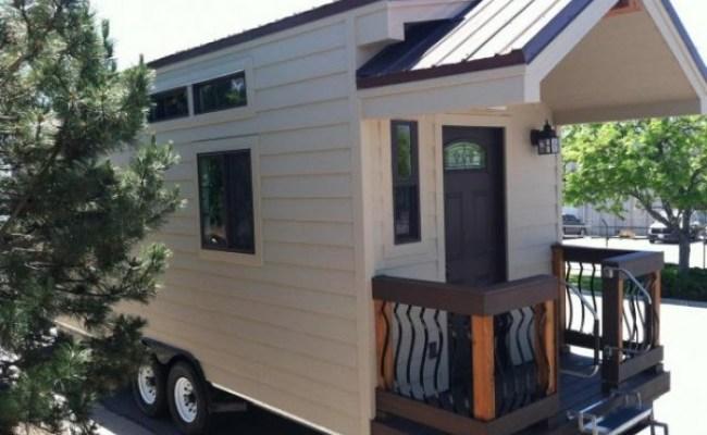 Dakota Tiny House On Wheels For Sale For 65k Tiny House