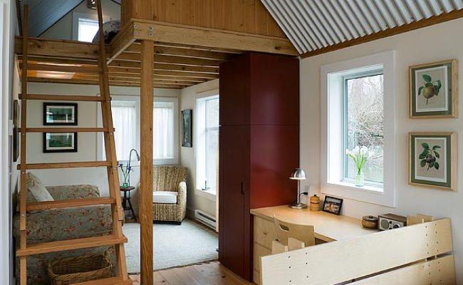 433 Sq Ft Tiny Houseboat In Portland Oregon Tiny