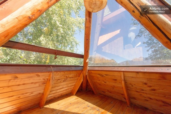 Tiny Pyramid Cabin In Argentina You Can Vacation In Tiny House Pins