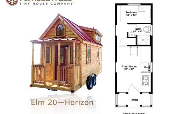 117 Sq Ft No Loft Tiny Home Tumbleweed Elm 20 Horizon