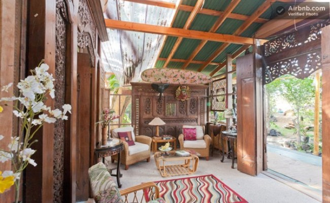 Bali Style Tiny Cottage In Hawaii Tiny House Pins