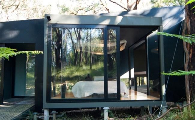 Tiny Modern Cabin In Australia Tiny House Pins