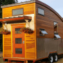 The Metro Tiny House 20 X8 4 Tiny House Plans