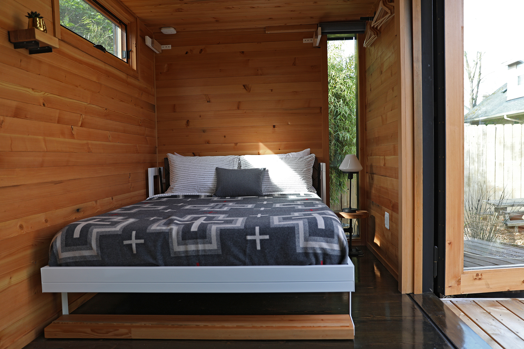 Model One Stunning Container Tiny House Plans Added To