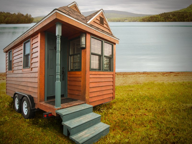 Heres your chance to own a tiny house