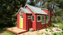 Tiny House Scotland Home Page