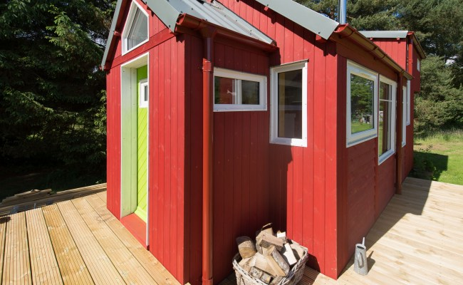Tiny House Scotland Uniquely Designed And Hand Crafted