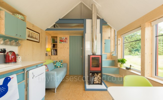 Nesthouse Moveable Micro House Complete Build Ex Works