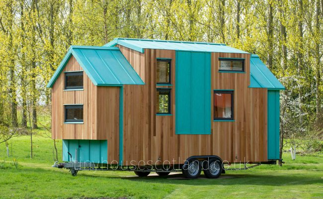 The Ultimate Tiny House Tiny House Scotland