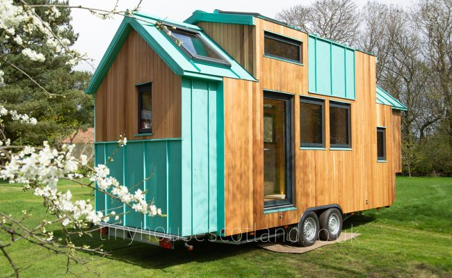Tiny House Scotland Uniquely Designed And Crafted Tiny