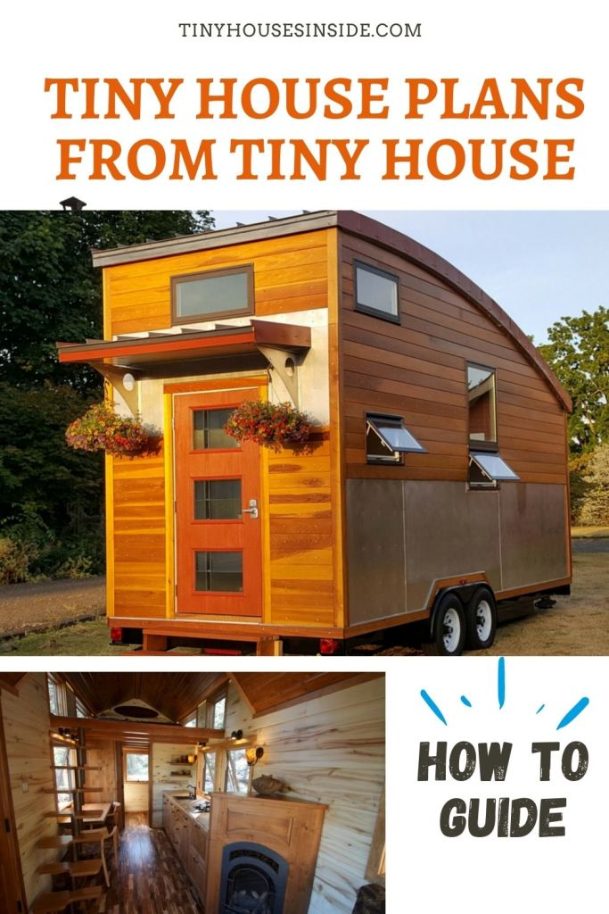 Tiny House Plans from Tiny House