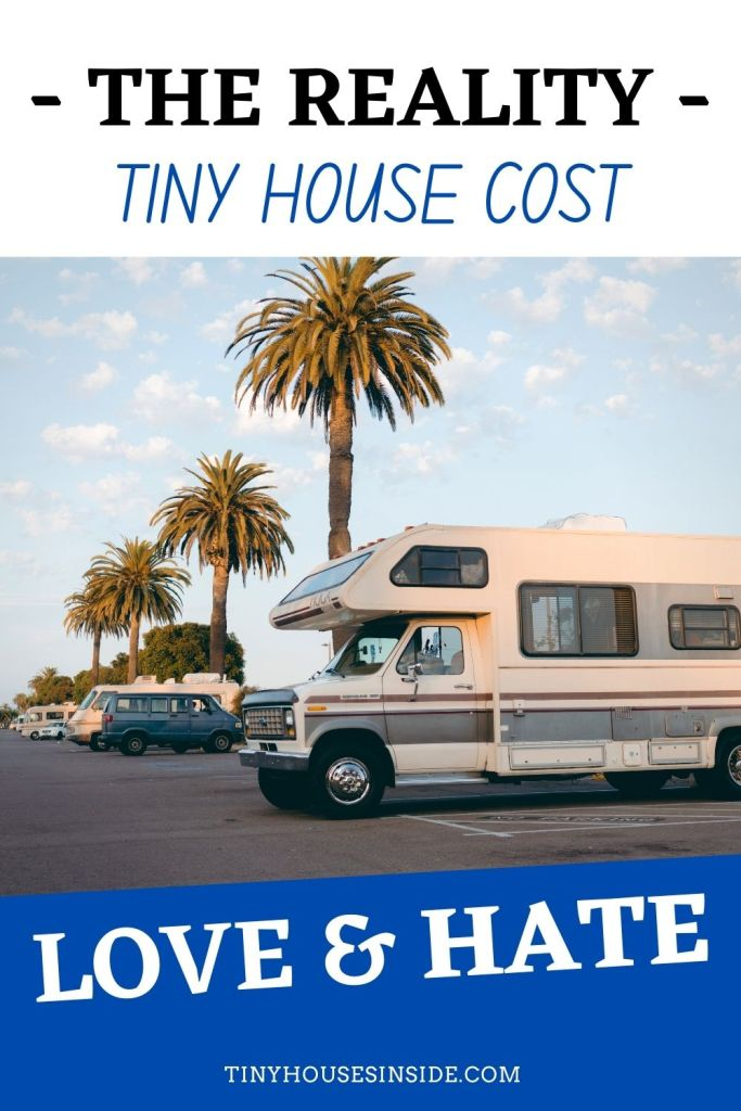 Tiny house living costs