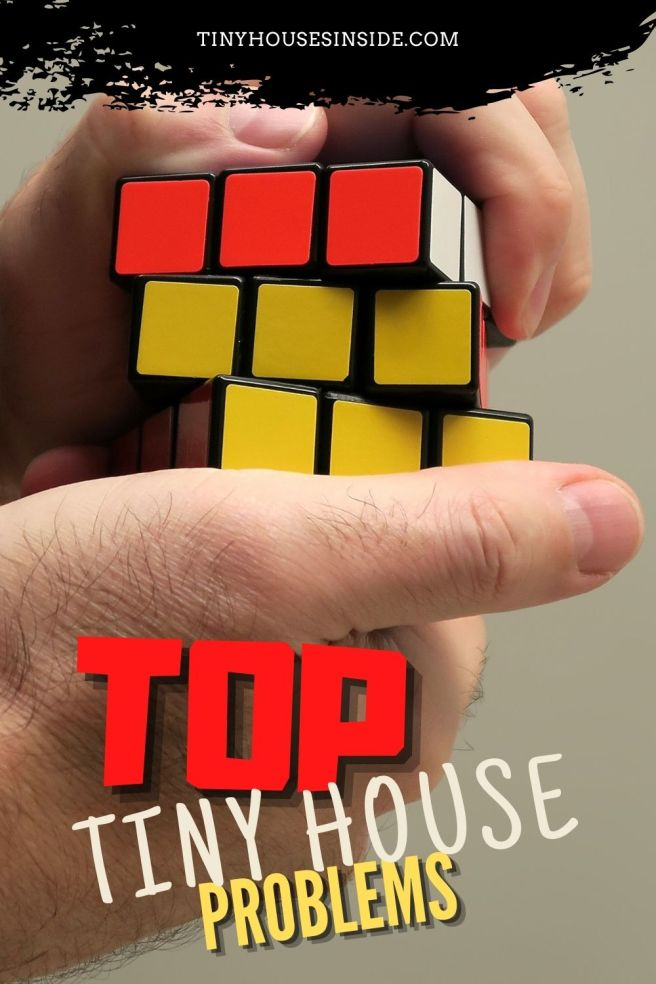 problems with tiny houses