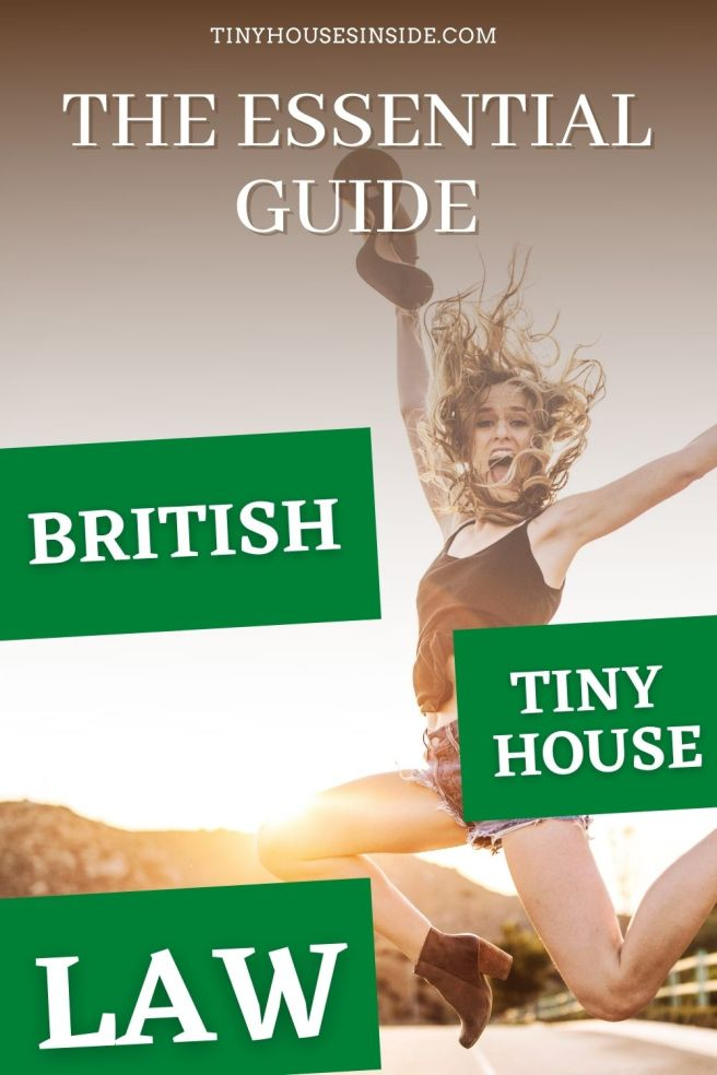 uk laws for tiny house