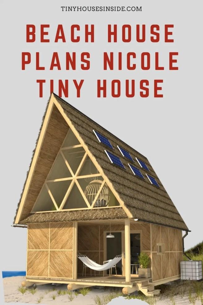 Beach House Plans Nicole