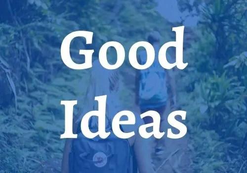 tiny ideas