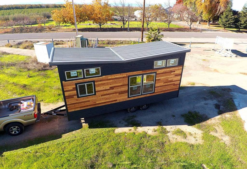 Outlander Tiny House