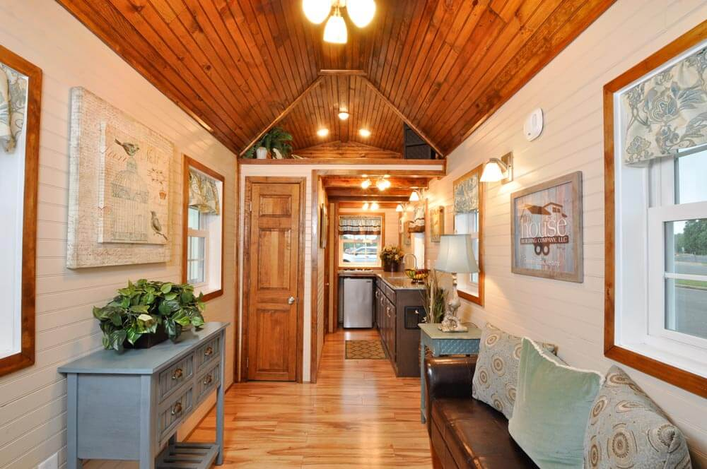 Pioneer by Tiny House Building Company
