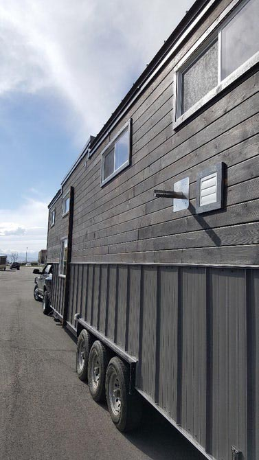 Tiny Giant By Alpine Tiny Homes Tiny Houses On Wheels
