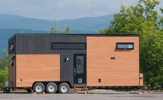 Eucalyptus By Minimaliste Tiny Houses On Wheels For Sale