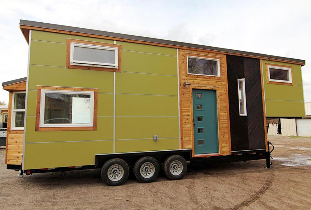 elise clara s tiny house by mitchcraft tiny homes tiny houses on wheels for sale listings. Black Bedroom Furniture Sets. Home Design Ideas