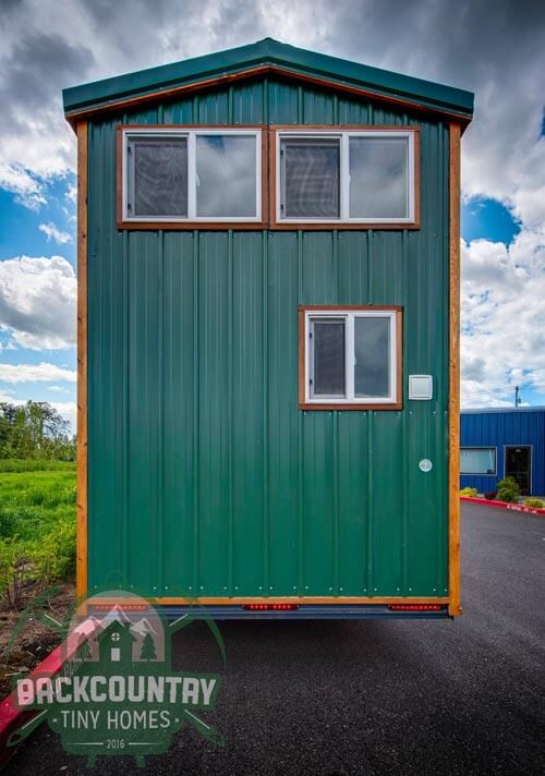 Juniper By Backcountry Tiny Homes Tiny Houses On Wheels