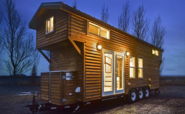 Custom Tiny 4 By Mint Tiny Homes Tiny Houses On Wheels