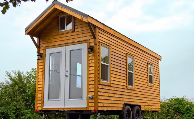 Cabin In The Woods By Mint Tiny Homes Tiny Houses On