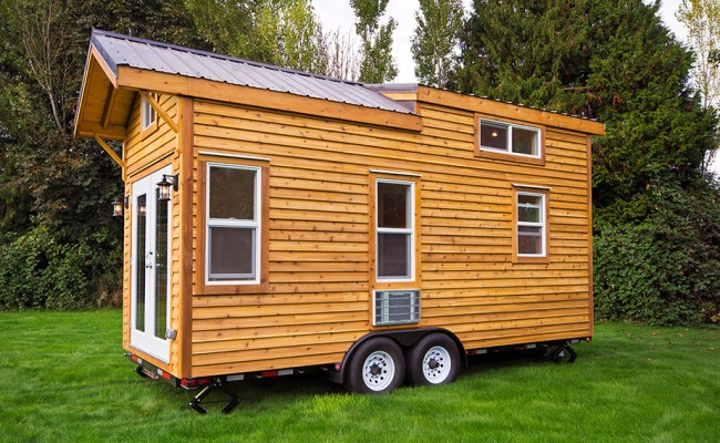 Napa Edition By Mint Tiny Homes Tiny Houses On Wheels