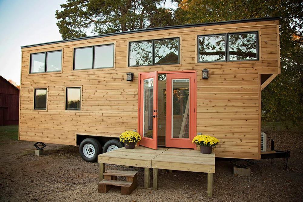 peponi by perch nest tiny houses on wheels for sale listings. Black Bedroom Furniture Sets. Home Design Ideas