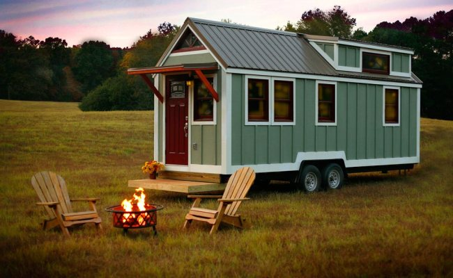 Highlands By Bear S Tiny Homes Tiny Houses On Wheels For