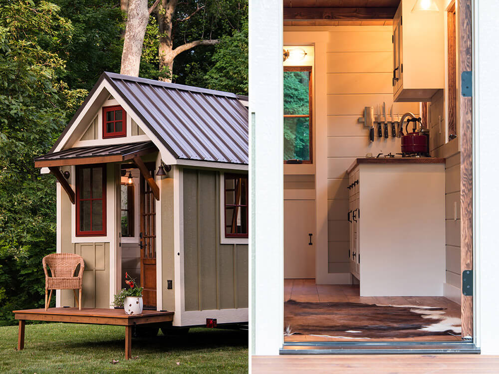 Boxcar By Timbercraft Tiny Homes Tiny Houses On Wheels