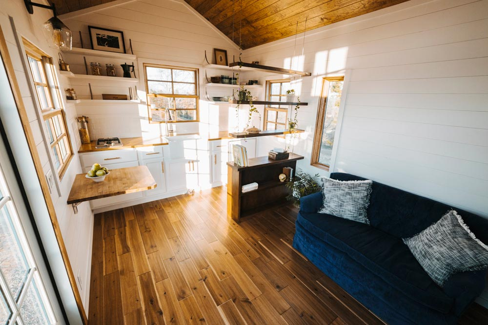 Monocle By Wind River Tiny Homes Tiny Houses On Wheels