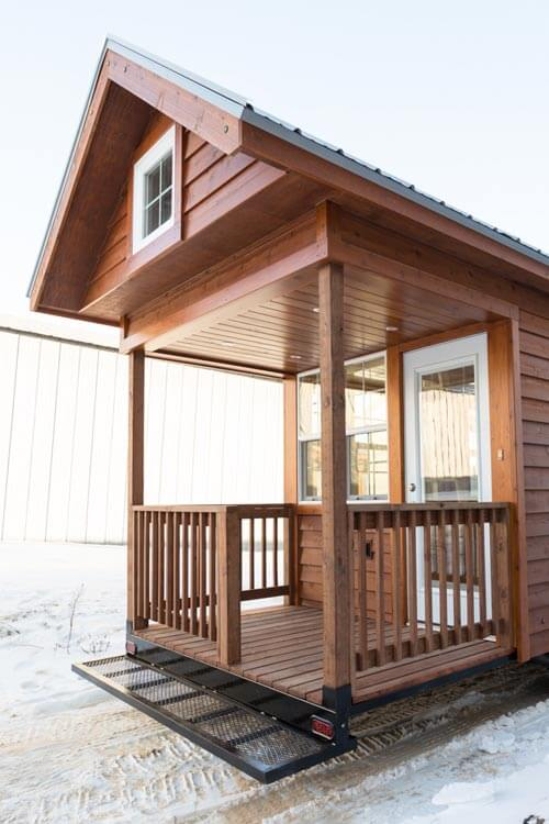 Tradition By Escape Traveler Tiny Houses On Wheels For