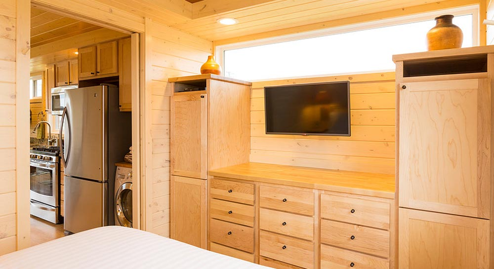 Getaway By Escape Traveler Tiny Houses On Wheels For