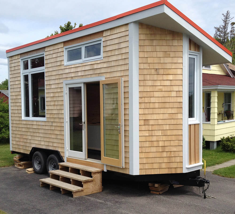 harmony house by full moon tiny shelters tiny houses on wheels for sale listings. Black Bedroom Furniture Sets. Home Design Ideas