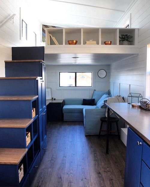 juniper by mustard seed tiny homes tiny houses on wheels for sale listings. Black Bedroom Furniture Sets. Home Design Ideas