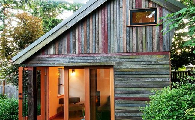 Backyard House Tiny House Swoon