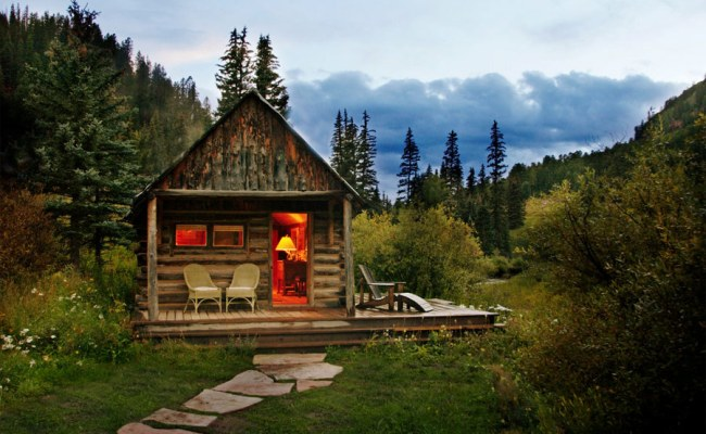 Dolores Cabin Tiny House Swoon