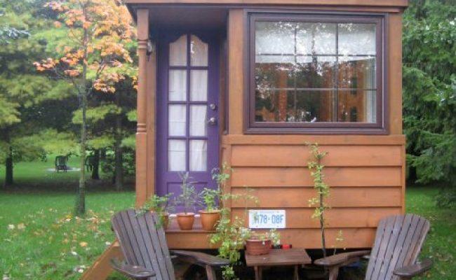 Appalachian Mountains Cabin Tiny House Swoon