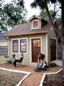 Tiny Craftsman House