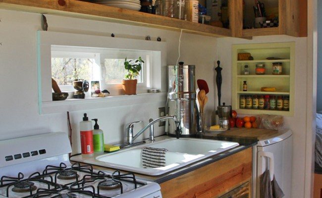 Steely Cottage Tiny House Swoon