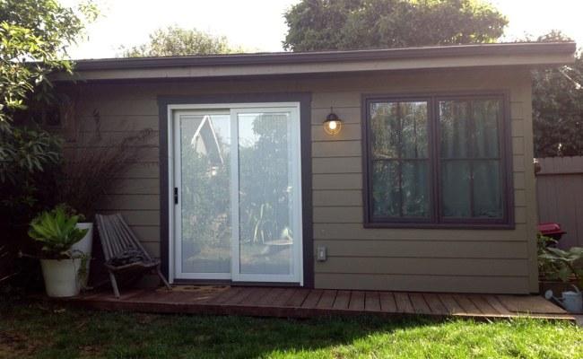 Backyard Studio Tiny House Swoon