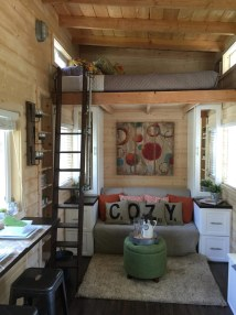 Tiny Houses On Wheels Interior Ideas Home