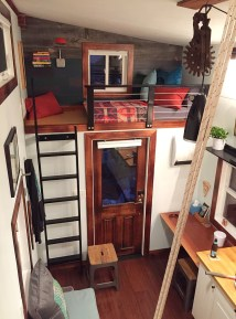 Guemes Island Tiny House Swoon