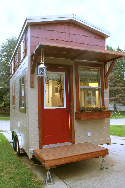High Plains Tiny House  Tiny House Swoon