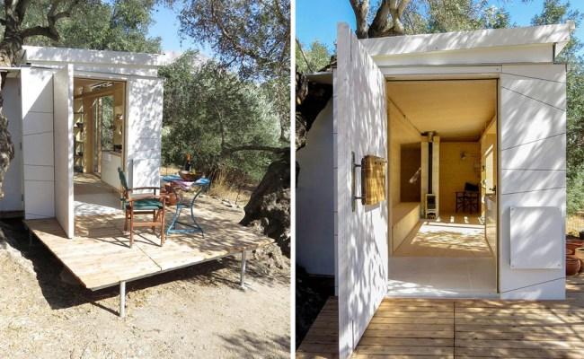 Crete Tiny House Tiny House Swoon