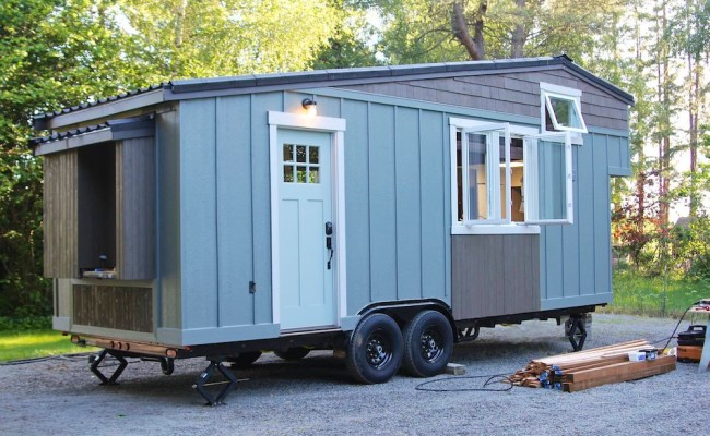 Handcrafted Movement Tiny House Tiny House Swoon